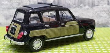 "1964 Renault R4 ""Parisienne"" | Model Cars"