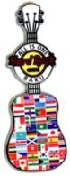 All Is One Flag Guitar (Clone) | Pins & Badges