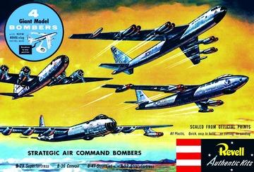 Strategic Air Command Gift Set | Model Aircraft Kits | hobbyDB