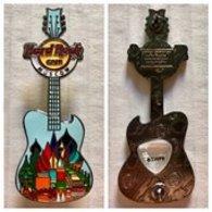 City scene guitar | Pins & Badges