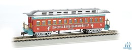 Coach   ringling bros. and barnum and bailey 75 model trains %2528rolling stock%2529 5049236e a4b8 410d a793 d270648465e3 medium
