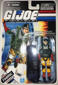Back Stop | Action Figures