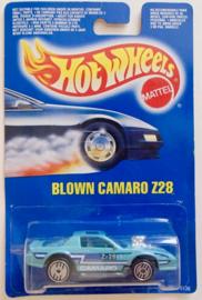 Blown Camaro Z28     | Model Cars