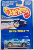 Blown Camaro Z28     | Model Cars