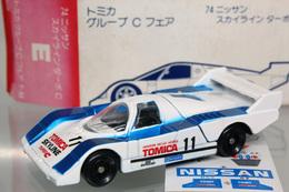 Nissan Skyline Turbo C | Model Racing Cars