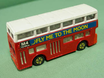 London Bus   Model Buses   Jayhow's Hot Wheels and Collectibles