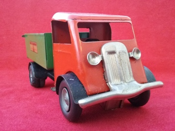 Triang Minic  | Tinplate & Pressed Steel Toys | Triang Minic Tipper Truck 86M