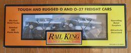 O gauge rail king baltimore and ohio flat car 8962 w%252f%25282%2529 %252755 fords model trains %2528rolling stock%2529 f8245f79 3a12 491b a8d7 a504bb3e9379 medium