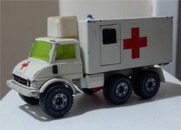 Mercedes unimog ambulance model trucks f4f6b6c5 6fcb 446c bcdd 10a3c7b210e0 medium