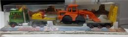 Digger Transporter | Model Vehicle Sets