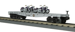 O gauge rail king harley davidson flat car w%252f%25284%2529 fat boymotorcycles   harley davidson car no. 2002 model trains %2528rolling stock%2529 c88d1d19 74fb 4663 8fe6 3ba25a167ab2 medium