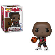 Michael Jordan (Black Alternate Jersey) | Vinyl Art Toys
