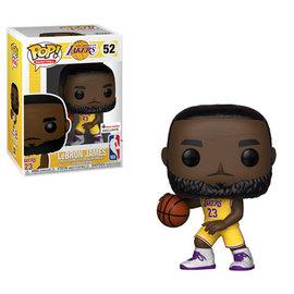 LeBron James (Lakers) (Yellow Jersey). Vinyl Art Toys · 2 Variants. Foot  Locker Exclusive 1fd0408d8