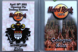 Opening Pin Trading Session Hard Rock Cafe Cologne | Event Passes & Tickets