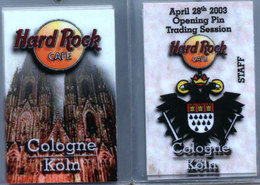 Opening Pin Trading Session Staff Hard Rock Cafe Cologne | Event Passes & Tickets