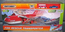 Fire Rescue Transporter | Model Aircraft