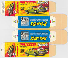 Matchbox miniatures picture box   i type   hot rocker collectible packaging 6700543d 749d 4323 accd 799579c78b6a medium