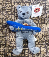 Hard Rock Cafe Cologne Beanie with Flying V Guitar | Plush Toys