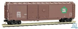 50%2527 double door auto boxcar with end doors   grand trunk western 591590 model trains %2528rolling stock%2529 c1d7350d ad35 4a35 9c80 79dac7a2674d medium