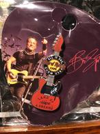 Signature Series 36 - Bruce Springsteen Guitar (Clone)   Pins & Badges   Front