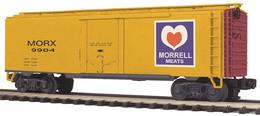 Morrell meats reefer car 9904 model trains %2528rolling stock%2529 af7a75d0 91a3 4d12 b4ec 2a938e621ca8 medium