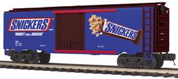 Snickers reefer car 2009 model trains %2528rolling stock%2529 7e0d3709 b14a 4350 9d81 de615c9bc6ee medium
