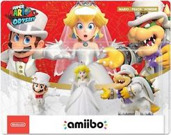 Mario Odyssey Wedding 3-Pack | Figures & Toy Soldiers