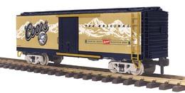 G gauge rail king coors reefer car model trains %2528rolling stock%2529 fb29e32f 05d1 4398 8e19 28b19b678772 medium