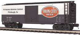 Iron city beer reefer car 186105 model trains %2528rolling stock%2529 b4f6a410 8037 4a22 8430 cff9910187ff medium