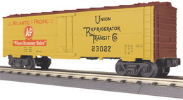 A and p reefer car 23027 model trains %2528rolling stock%2529 7bfc5a49 78cb 4fd7 83d9 5d15bcc02099 medium