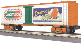Creamsicle reefer car model trains %2528rolling stock%2529 8a66547a 3159 43e9 95d4 d407b5128aec medium