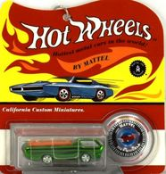 Deora | Christmas & Holiday Ornaments | Hot Wheels Christmas Tree Ornament Deora Spectraflame Green
