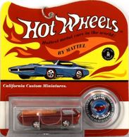 Deora | Christmas & Holiday Ornaments | Hot Wheels Christmas Tree Ornament Seora Spectraflame Red