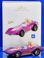 Barbie Star 'Vette | Christmas & Holiday Ornaments | Hallmark Cards Christmas Tree Ornament Barbie Vette