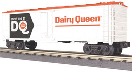 O gauge rail king modern reefer car dairy queen model trains %2528rolling stock%2529 c3a186f1 e32c 40f1 a6d3 b45e8b7a4809 medium