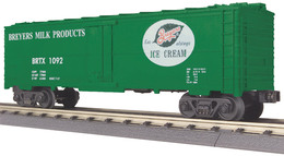 Breyers reefer car 1092 model trains %2528rolling stock%2529 7f618b58 b02c 4626 9aa6 b0b1643430a6 medium