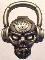 3D Skull Head Bottle Opener Magnet | Magnets