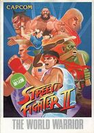 Street Fighter II: The World Warrior | Video Games