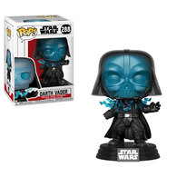 Darth Vader (Electrocuted) | Vinyl Art Toys