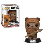 Wicket W. Warrick | Vinyl Art Toys
