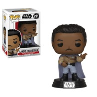 Lando Calrissian (General) | Vinyl Art Toys