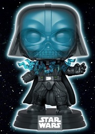 Darth Vader (Electrocuted) (Glow in the Dark) | Vinyl Art Toys