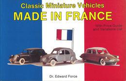 Classic miniature vehicles made in france books e96af550 4207 4de0 9ee9 183029abf86a medium