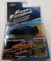 Fast & Furious Brian's Nissan GT-R (R35) | Model Cars