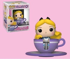 Alice at the Mad Tea Party | Vinyl Art Toys