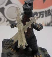 Godzilla (Holding High Tension Electric Wires) | Figures & Toy Soldiers