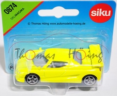 Siku Magma | Model Cars
