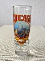 Hard Rock Cafe Chicago 2004 Cityshot   Glasses & Barware