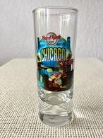 Hard Rock Cafe Chicago 2010 Cityshot   Glasses & Barware