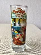 Hard Rock Cafe Chicago 2011 Cityshot   Glasses & Barware